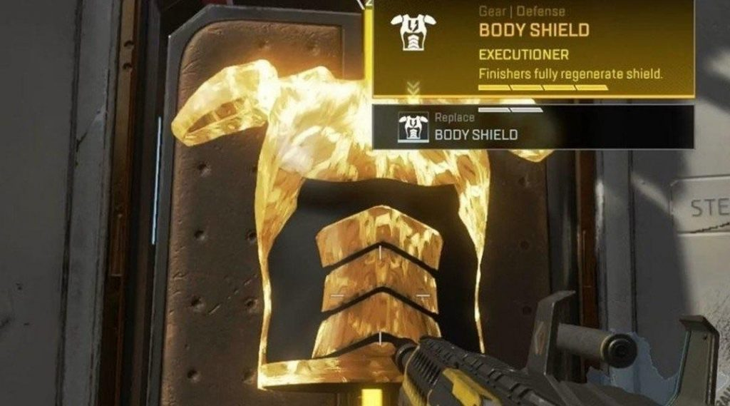 Apex Legends How Respawn Can Make The Gold Armor And